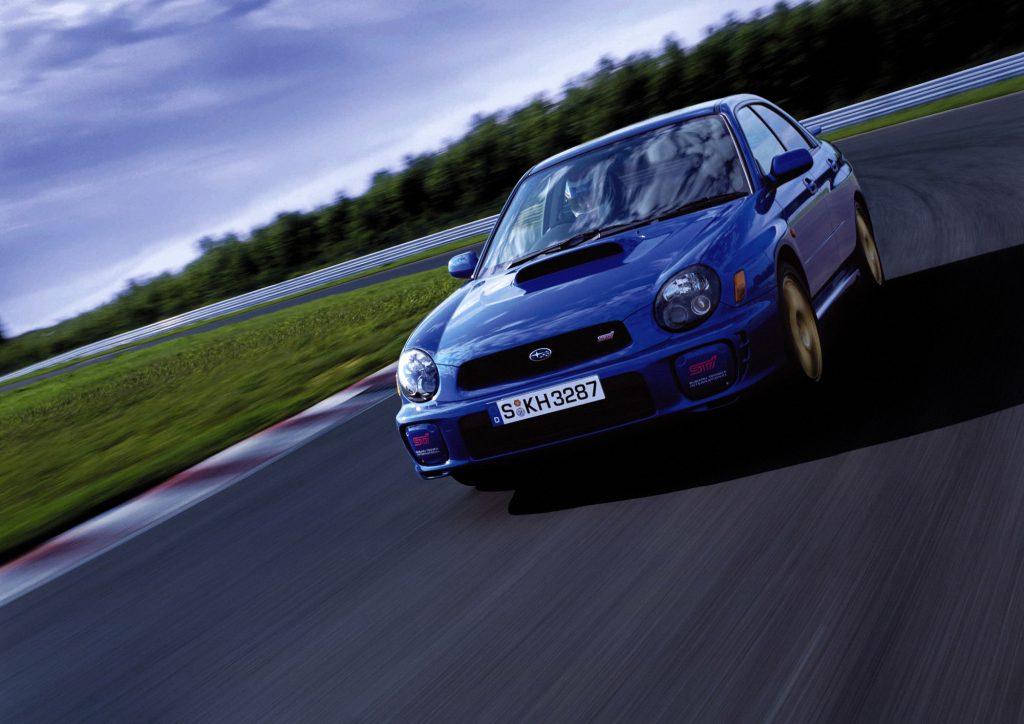 Subaru Impreza Mk2 WRX STi (GD)