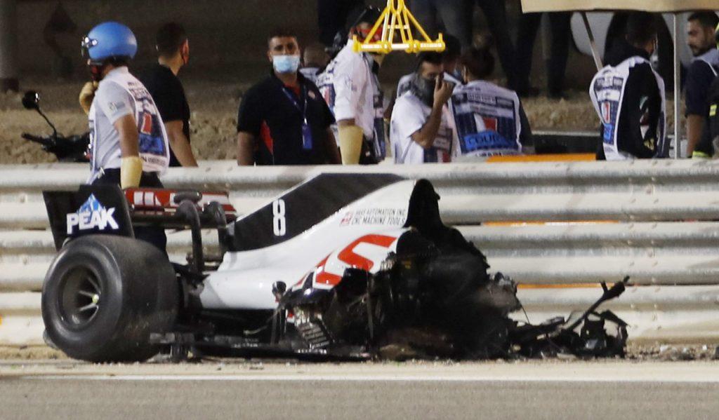 GP F1 Bahrain 2020