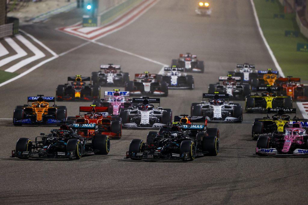GP F1 Sakhir 2020