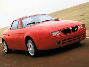 Lancia Hyena Zagato (1992)