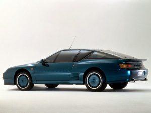 Alpine A610 Magny-Cours (GTA) - 1992