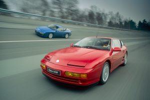 Alpine A610 (GTA) - 1991
