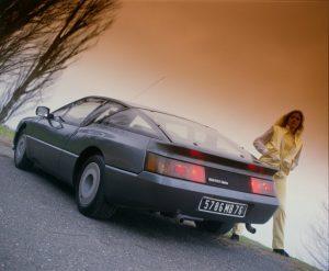 Alpine V6 GT (GTA) - 1985