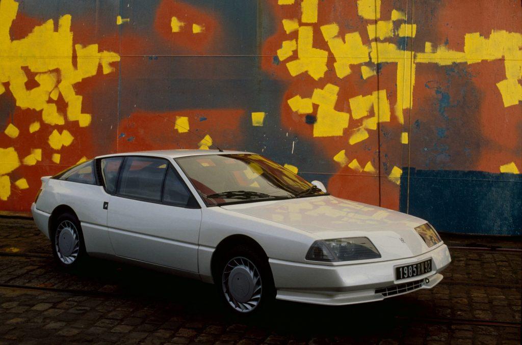 Alpine V6 Turbo (GTA) - 1986