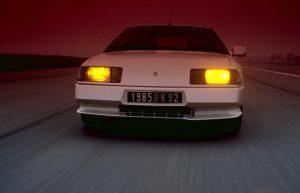 Alpine V6 GT Turbo (GTA) - 1986