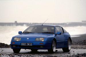 Alpine V6 GT Turbo Le Mans (GTA) - 1990