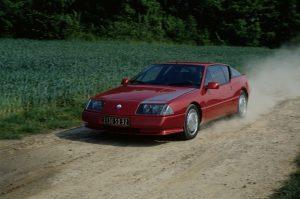 Alpine V6 GT Turbo Mille Miles (GTA) - 1989