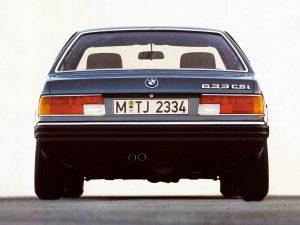 BMW 633 CSI E24 (1976)