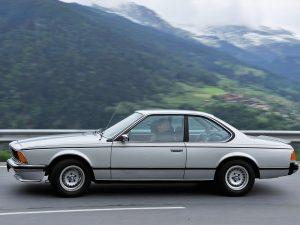 BMW 635 CSI E24 (1982)