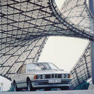 BMW 635 CSI E24 (1978)