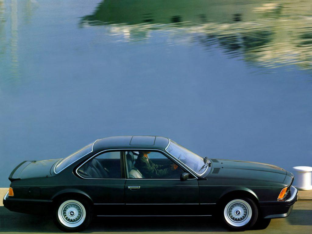 BMW 635 CSI E24 (1989)