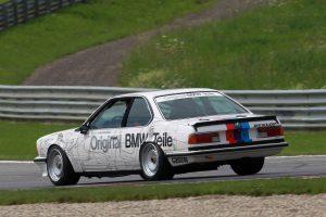 BMW 635 CSI DTM E24