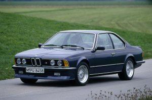 BMW M635 CSI E24 (1984)