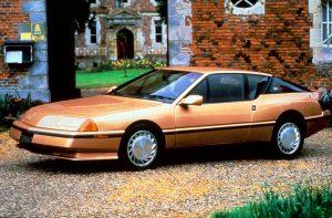 Alpine V6 GT Turbo USA (GTA) - 1988