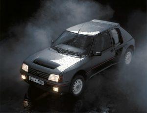 Peugeot 205 Turbo 16 Street Version (1984)
