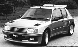 Peugeot 205 Dimma Design