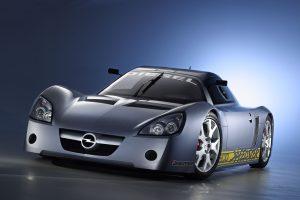 Opel Eco Speedster Concept (2002)