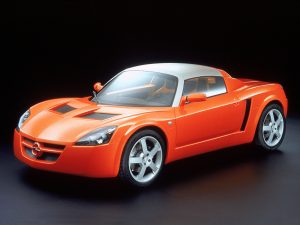 Opel Speedster Concept (1999)