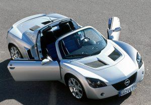 Opel Speedster 2L0 Turbo (2003)