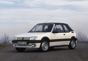 Peugeot 205 CTI 1L9 105 ch