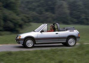 Peugeot 205 CTI 1L6 115 ch