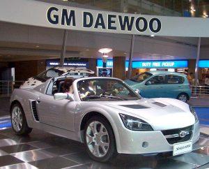 Daewoo-speedster