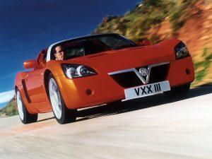 Vauxhall VX220 (2001)