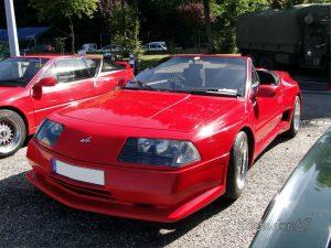 Alpine GTA Cabriolet Panhenrich