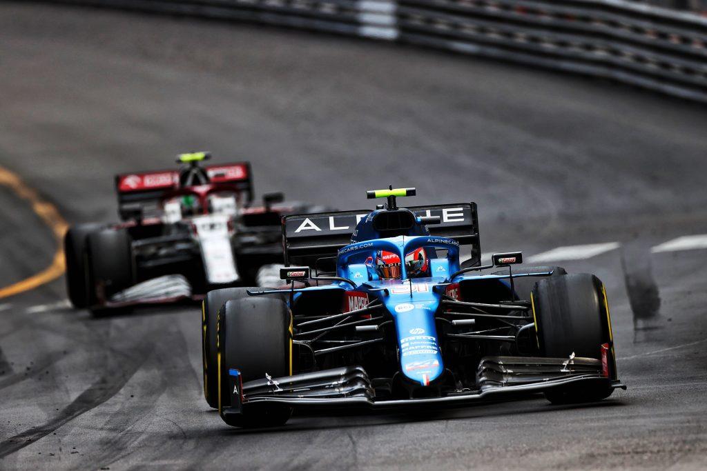 GP F1 Monaco 2021