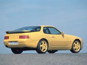 Porsche 968 Club Sport (1993-1995)