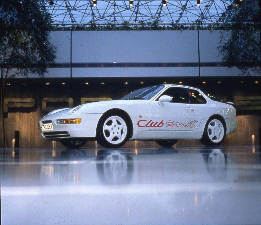 Porsche 968 CS (1993-1995)