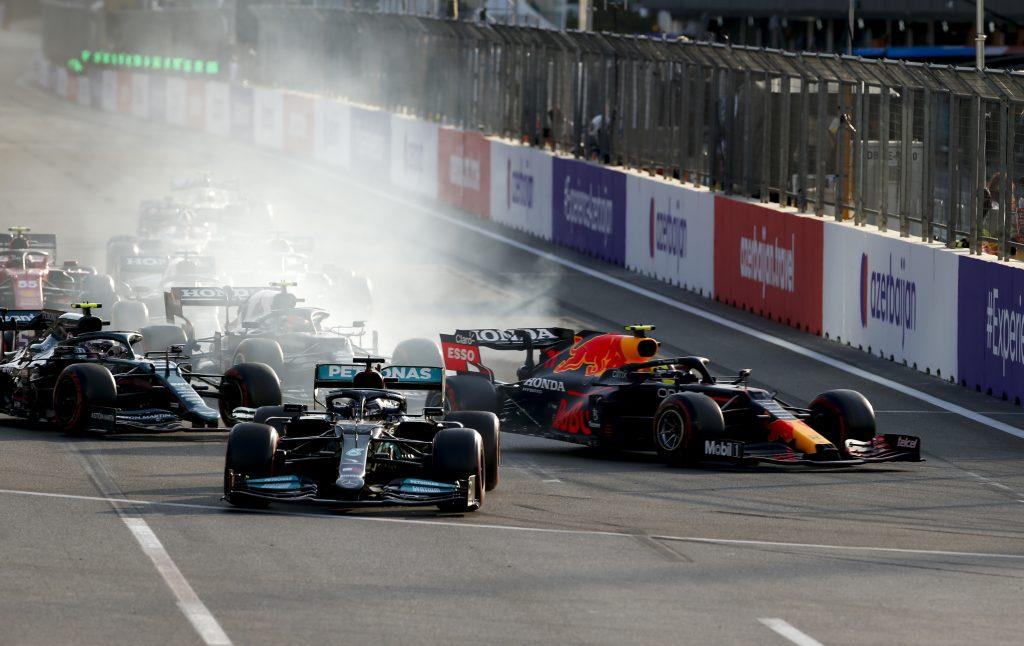 GP F1 Bakou Azerbaïdjan 2021