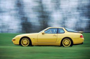 Porsche 968 Sport (UK) 1994-95