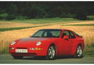 Porsche 968 Coupé (1991-1995)