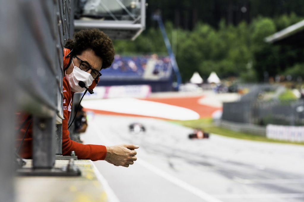 GP F1 Spielberg Autriche 2021