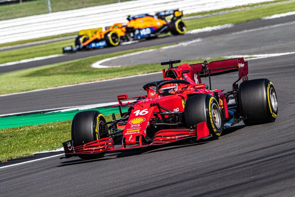 GP F1 Silverstone Angleterre 2021 - 18 juillet