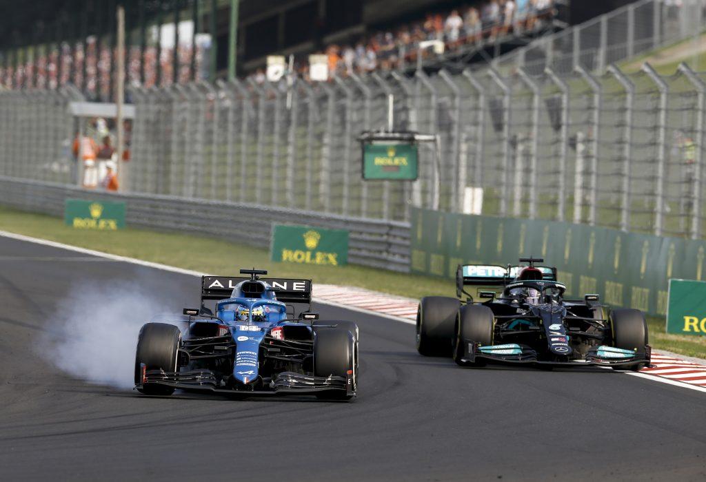 GP F1 Hungaroring Hongrie 2021 - 1er août