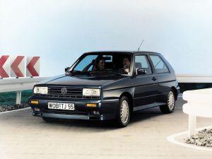 Volkswagen Golf 2 Rallye G60 (1989)