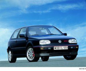 Volkswagen Golf 3 GTI 16V (1993)