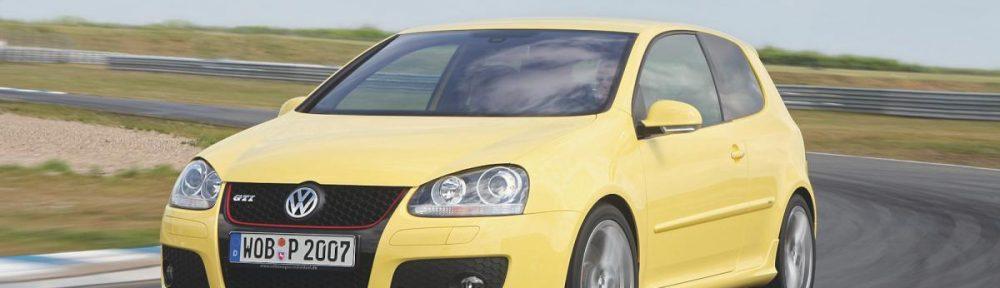 Volkswagen Golf 5 GTI Pirelli (2007)