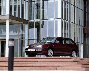 Volkswagen Golf 3 VR6 (1991)
