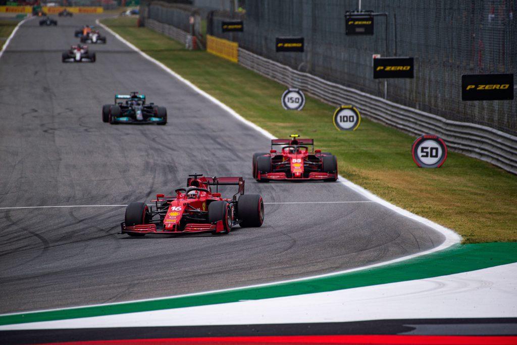 GP F1 Monza Italie 2021
