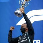 GP F1 Sotchi Russie 2021 - 26 septembre
