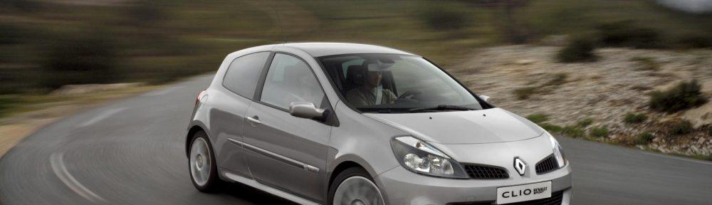 Renault Clio 3 RS (2006)