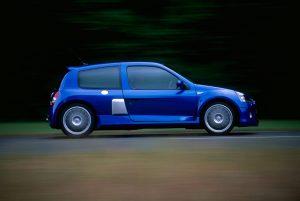 Renault Clio V6 Phase 2 (2003)