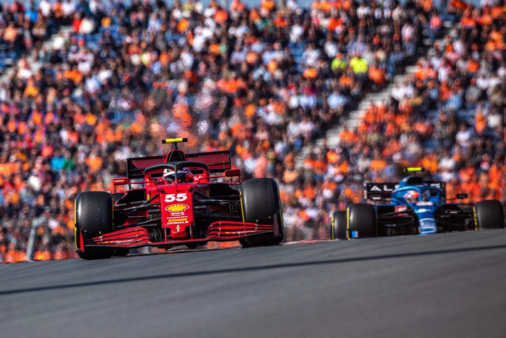GP F1 Zandvoort Hollande 2021