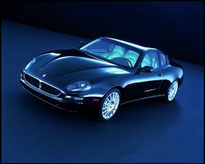 Maserati Coupé 4200 GT V8 (2002)