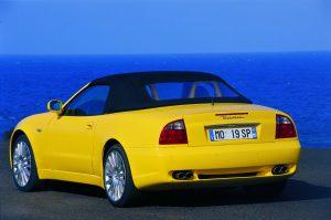 Maserati Spyder 4200 V8 (2001)