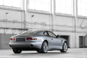 Aston-Martin DB7 V12 Vantage (2000-2002)