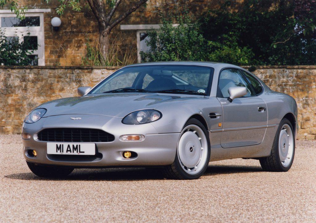 Aston-Martin DB7 (1993-2004)